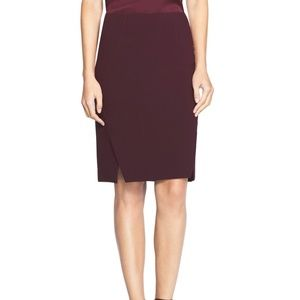 White House Black Market Skirts - WHBM Seamed Pencil Skirt